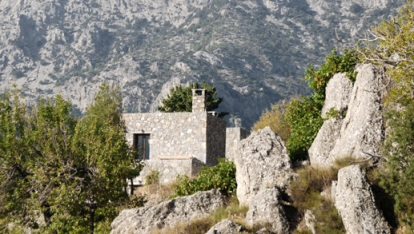 Pezoulia Mountain Retreat in Selekano Forest, Lasithi