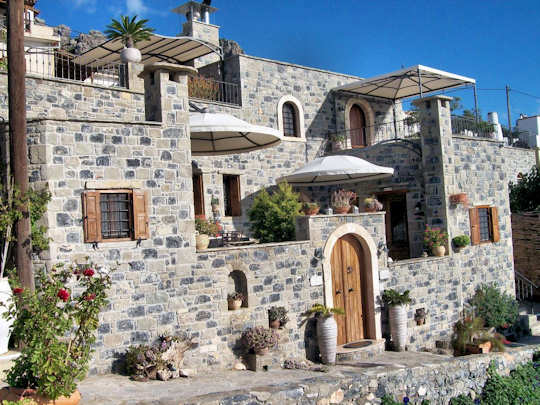 Rural accommodation in Lasithi, Crete, Diktynna Mountain Villas