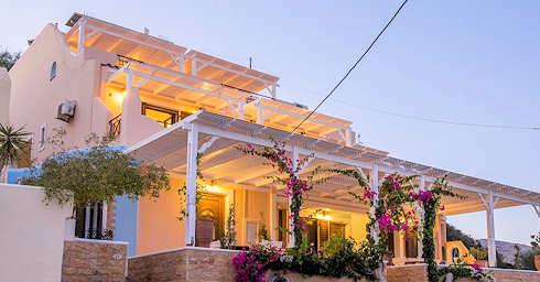 Dimitra Apartments in Pigadia, Karpathos