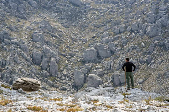 Dromolatis will guide you through the White Mountains of Crete