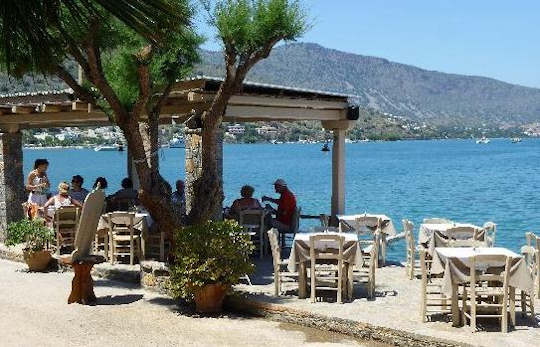 Who Pays the Ferryman - taverna by the bay