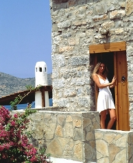 The Traditional Homes of Crete - exterior