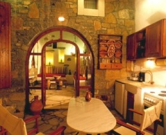 The Traditional Homes of Crete - interior