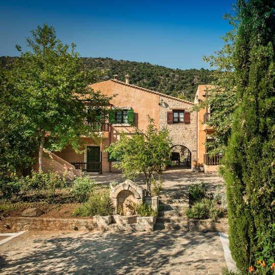 Enagron Eco Village, Rethymnon Crete