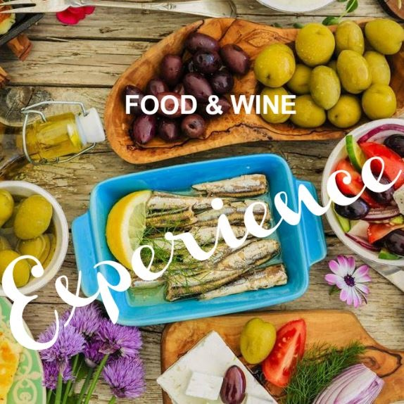 Food and Wine Experience in Crete