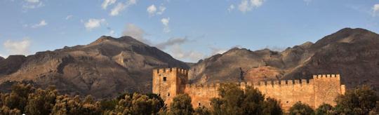 Frangokastello Castle - scene of numerous battles