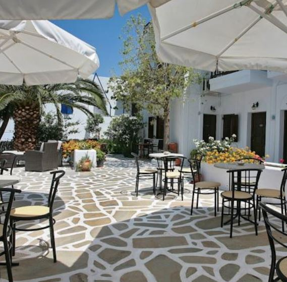 Galaxy Pension Amorgos