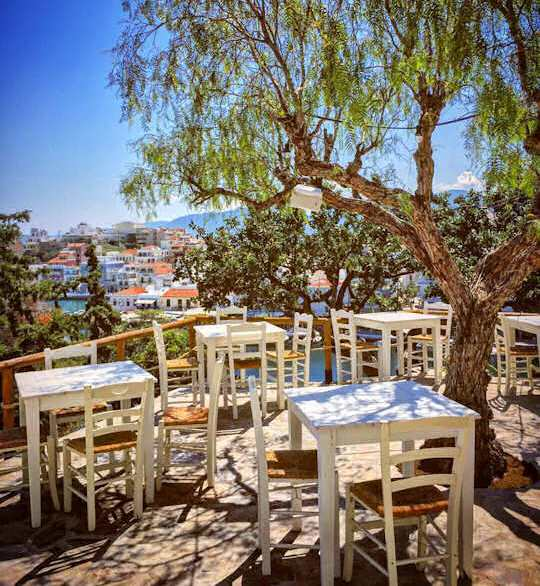 Gioma Meze Bar in Agios Nikolaos