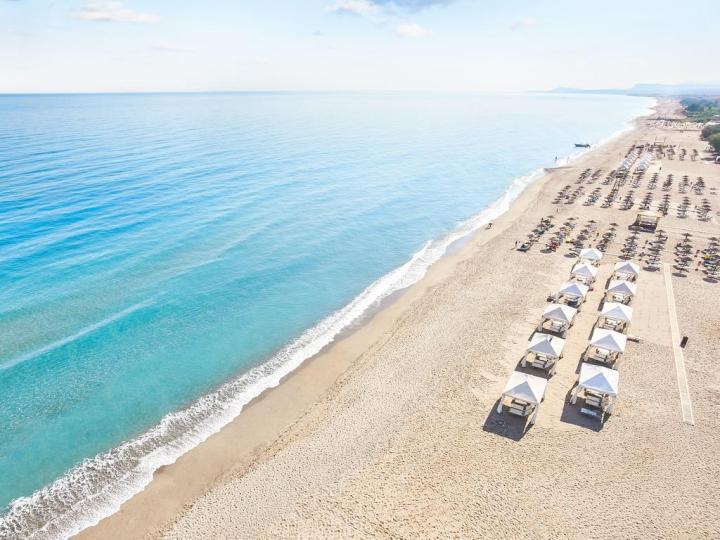 Rethymnon Beach, Crete
