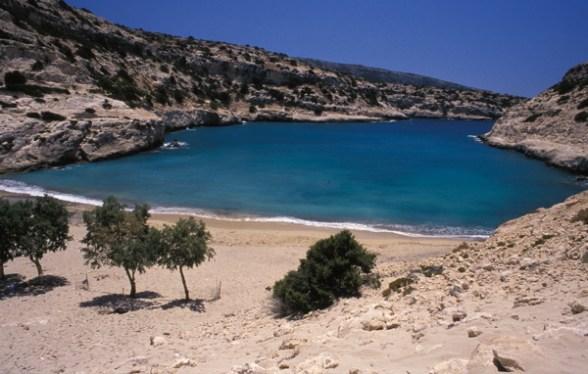Vathi Beach, Crete