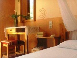 Pension Aretoussa, Pitsidia, interior of room