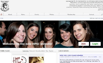 Hellenic Professional Society of Illinois Website
