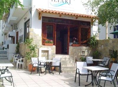 Hotel Sunshine - exterior - Matala Crete