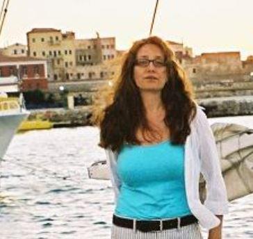 Katia - author of We Love Crete