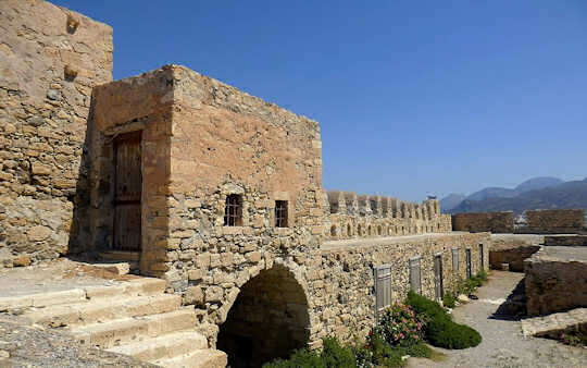 Kales Venetian Fortress, Ierapetra Crete