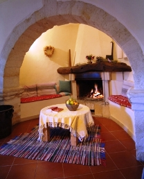 Kamares Houses - interior