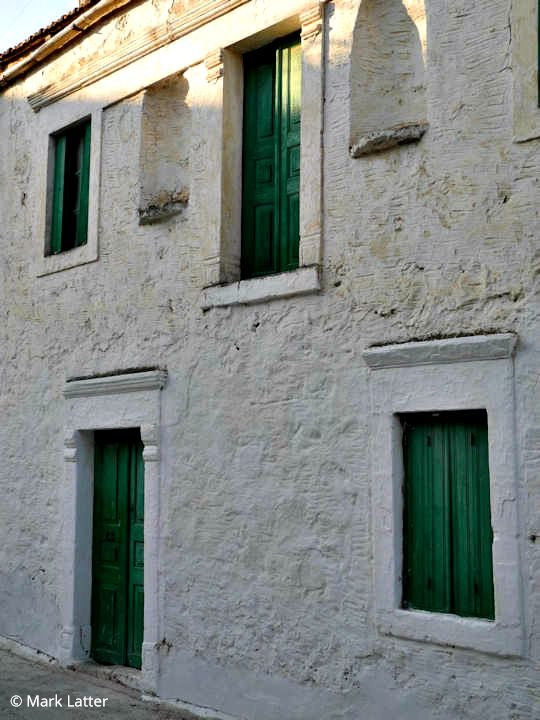 A restored home in the village (image by Mark Latter)