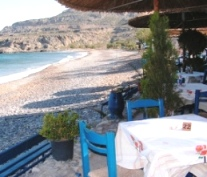 Seafood by the beach - (image by East Med Wanderer)