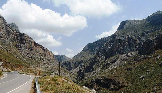 Kourtaliotis Gorge, Rethymnon, Crete