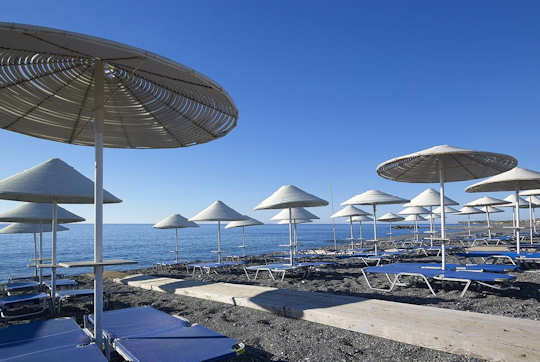 Koutsounari Beach Crete