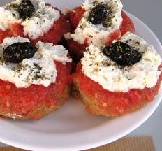 Crete Food - Dakos Salad