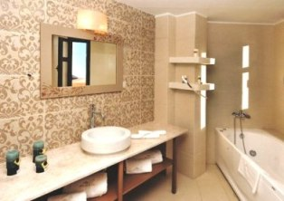 Villa Mala Hotel - bathroom interior