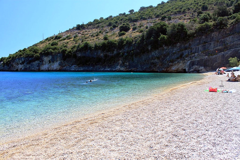 Makrygialos Beach in Crete