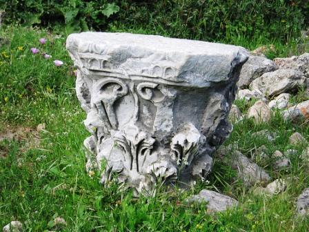 Lissos Ruin (image by Salvatore Mugliett)