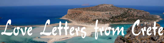 Love Letters from Crete Banner