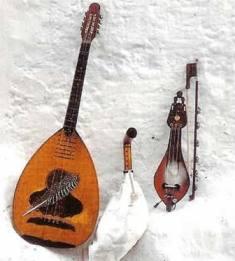 Luthier Craft, Crete, Greece