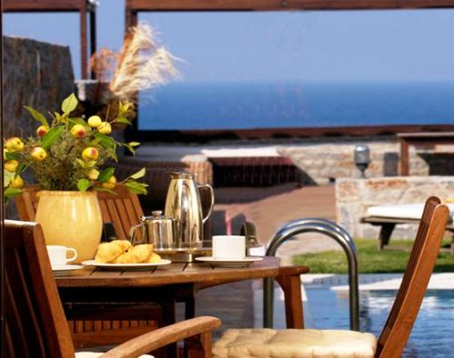 Minos Imperial Resort - Views
