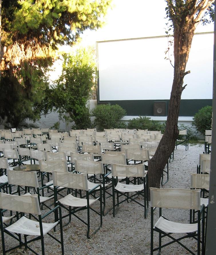Cine Manto - a great summer outdoor spot