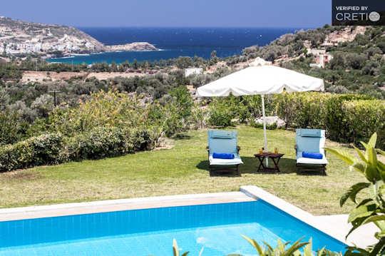 Melissa Villa, Rethymnon, Crete