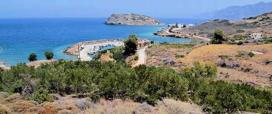 Mocholos Beach Crete