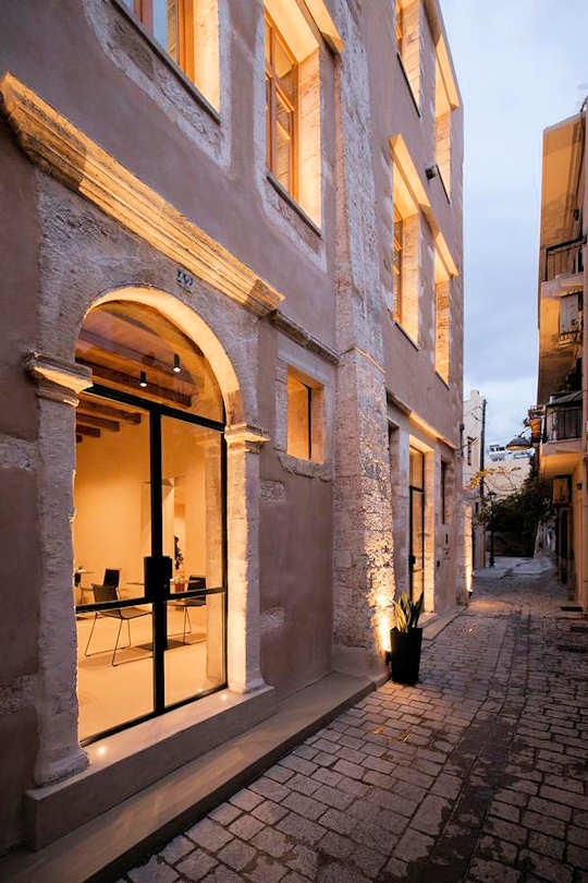 Monastery Estate Venetian Harbour - a delightful restoration of an old mansion in the heart of Old Town