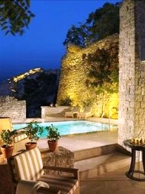 Nafplia Palace Hotel - exterior poolside