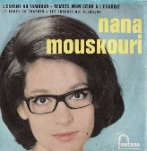 Nana Mouskouri album cover