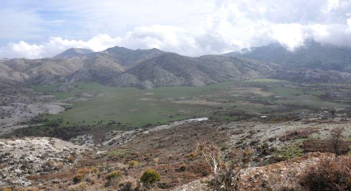 Nida Plateau Crete - Οροπέδιο Νίδας