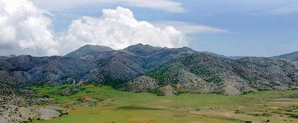Nida Plateau Crete