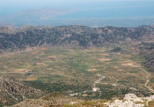 Omalos Plateau, Crete