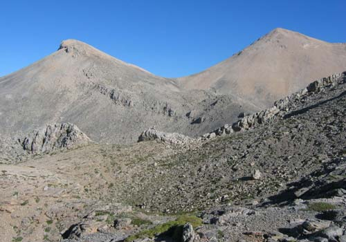 Lefka Ori - White Mountains