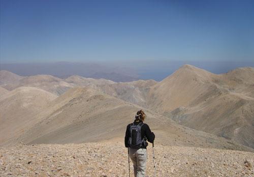 Lefka Ori - White Mountains - High desert