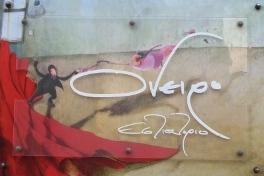 Oneiro Restaurant in Vapori