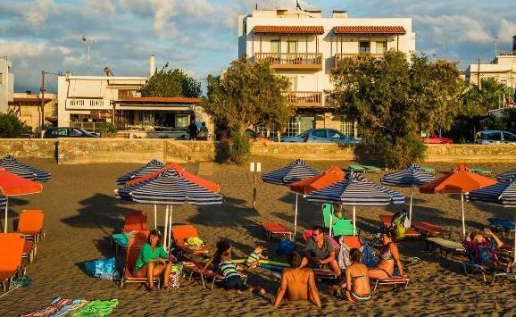 Pal Beach Hotel Palaiochora