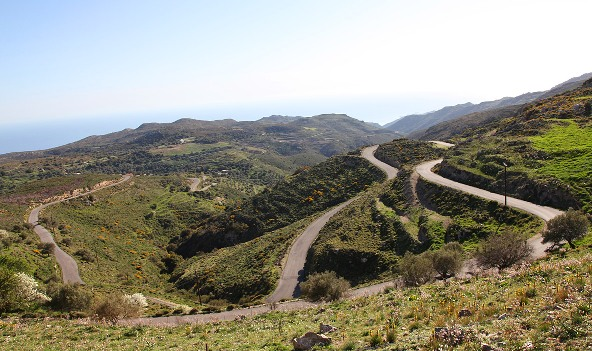 Paleochora Road