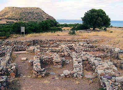 Palekastro Village - Minoan Ruins (image by M Hopfner)
