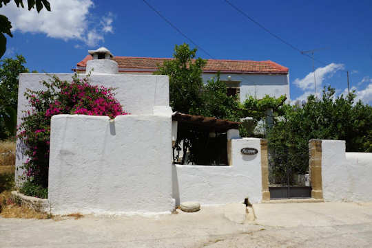 Patriko Country House in the traditional village of Vori, Crete
