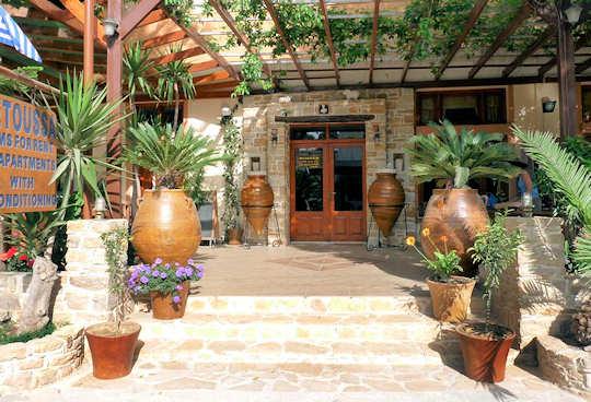 Pension Aretoussa, Pitsidia Crete