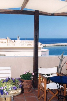 Chania Hotels - Pension Eva