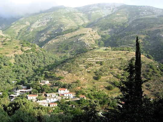 Perivolia Village